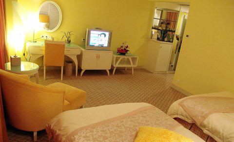 重庆酒店家具装修案列:重庆渝通宾馆