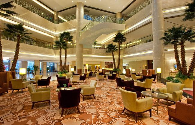 YLD-008-酒店大厅