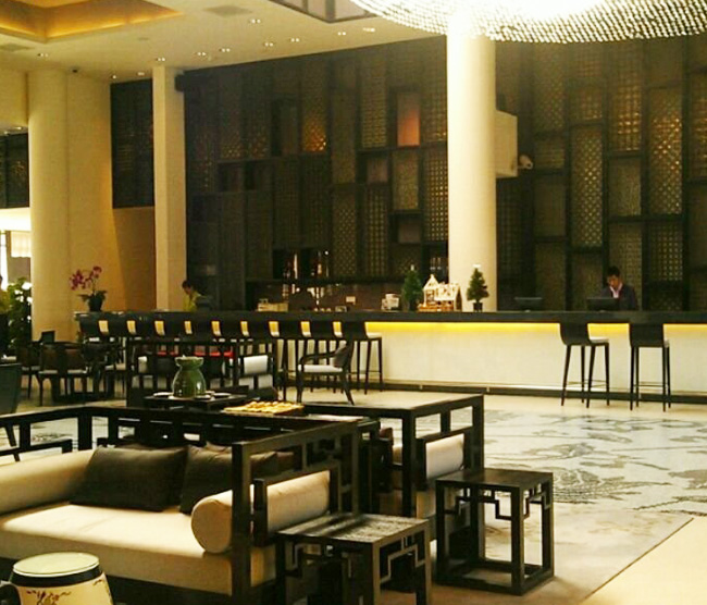 YLD-006-酒店大厅