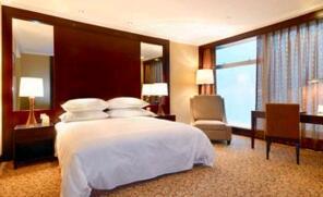 RH酒店家具-床头柜