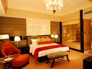 RH 酒店宾馆套房电视柜